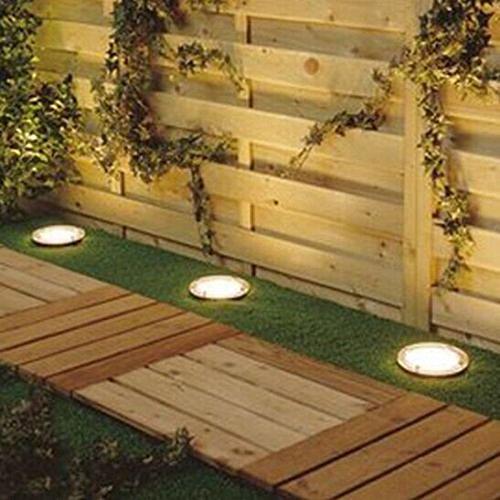 Pathway Light Solar Power LED Lamp Waterproof Outdoor Fence Lamp Garden Yard Path Pool Light Low Voltage Deck Lights