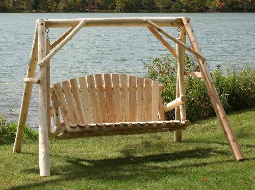 Lakeland Mills5 A - Frame Yard Swing