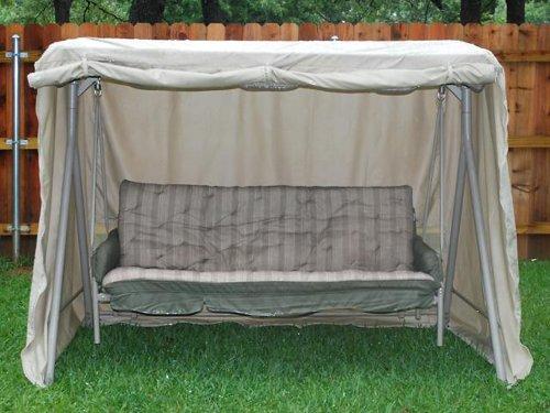 Covermatesndash Canopy Swing Coverndash 86w X 50d X 70hndash Elite Collectionndash 3 Yr Warrantyndash Year Around Protection