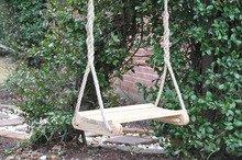 Cruzes Contoured Cypress Tree Swing