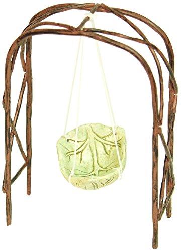 Rsr E-v Arbor With Leaf Swing