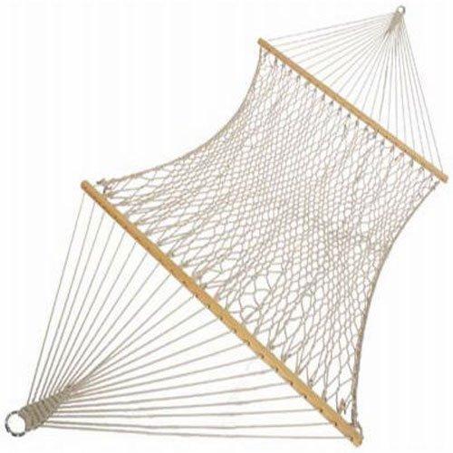 Castaway Deluxe Cotton Rope Hammock