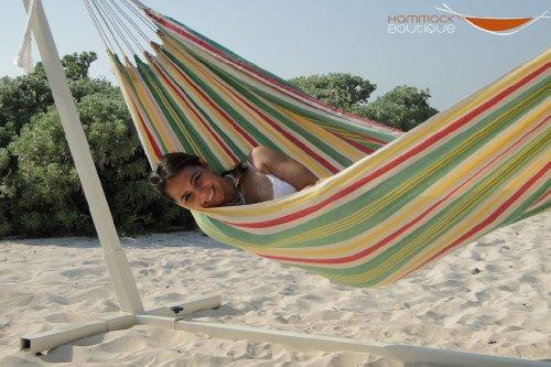 Amazon Collection Cotton Fantasia Color Hammock Brazilian hammocks