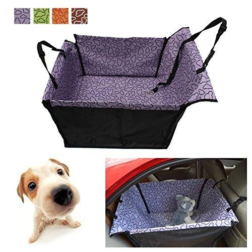 Direct Pet Dog Cat Car Rear Back Seat Cover Mat Protector Hammock Cushion Waterproof