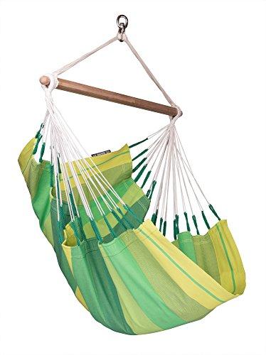 La Siesta Orqu&iacutedea Jungle - Cotton Basic Hammock Chair