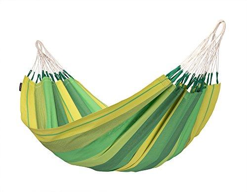 La Siesta Orqu&iacutedea Jungle - Cotton Single Hammock