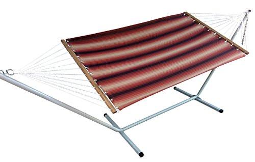 Hangit Polyester Fabric Portable Outdoor Multicolour Garden Furniture Hammock