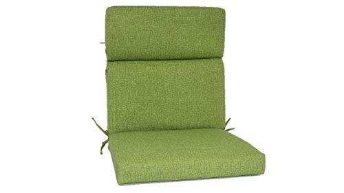 Brentwood Originals 35590 IndoorOutdoor Chair Cushion Carsten Kiwi