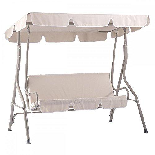 New Canopy Swing Glider Hammock Chair Patio Backyard Porch Furniture