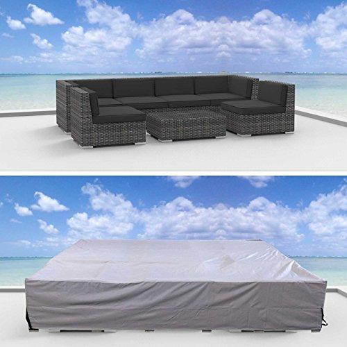 Urban Furnishing Premium Outdoor Patio Furniture Cover 102 x 60 x 23