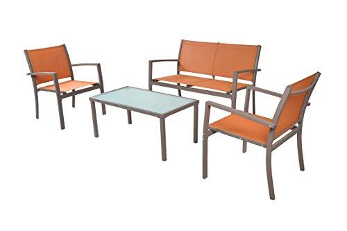 Traxion 4-210 Outdoor Patio Furniture Set