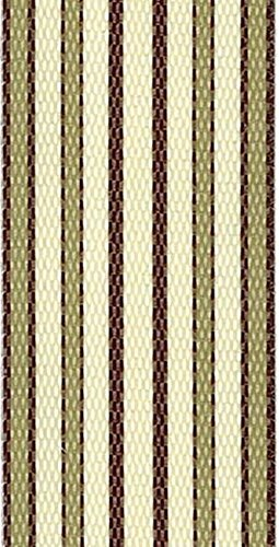 Lawn Chair Webbing Outdoor Strapping Replacement 2 14 x 100 feet Muti Brown