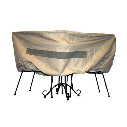 Hearthamp Garden Sf40252 Round Bistro Table Cover