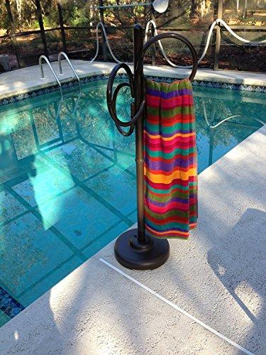Outdoor Set Bronze Loops