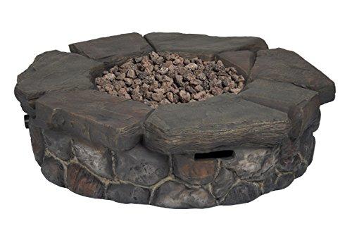 Bond 67641 Granite Falls Gas Fire Table