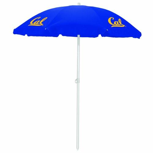 Ncaa California Golden Bears Portable Sunshade Umbrella