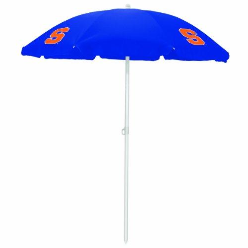 NCAA Syracuse Orange Portable Sunshade Umbrella