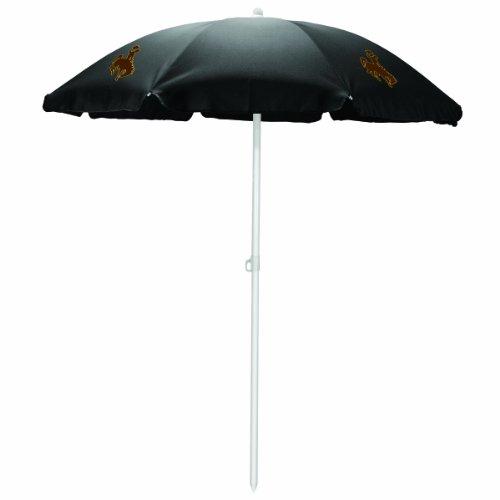 NCAA Wyoming Cowboys Portable Sunshade Umbrella