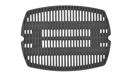Weber Q100 Q120 Q1000 Q1200 Porcelain-Coated Cast Iron Cooking Grate 80378 -A