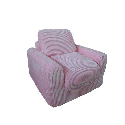 Fun Furnishings Chair Sleeper Pink