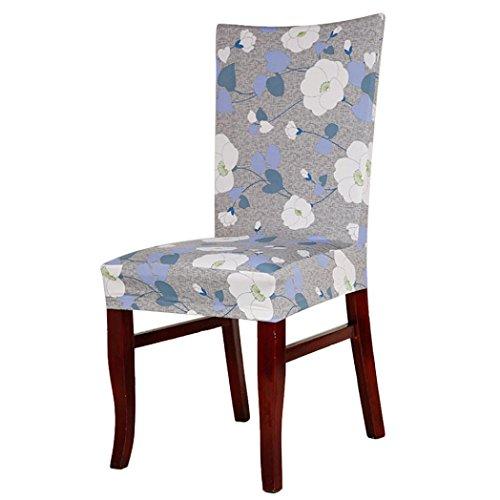 LEERYA Universal Stretch Spandex Dining Room Wedding Banquet Chair Cover G