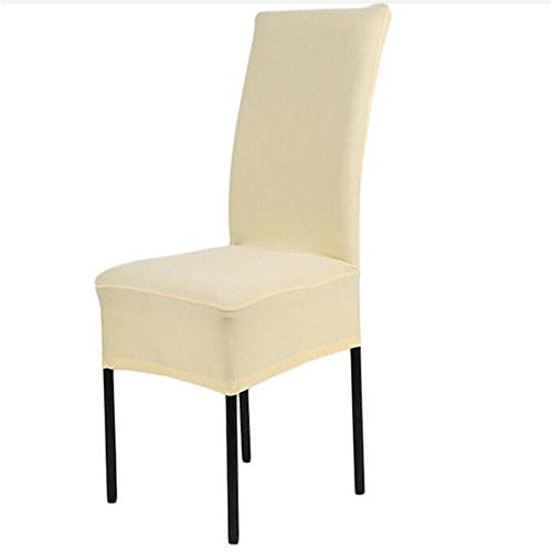 Spandex Stretch Dining Chair Cover For Home Restaurant Weddings Banquet Folding Hotel Chair Covering