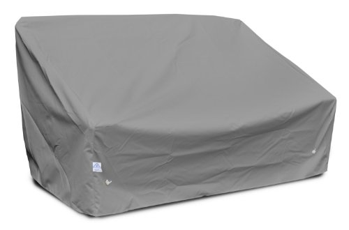 KoverRoos Weathermax 89550 Deep Highback LoveseatSofa Cover 60-Inch Width by 35-Inch Diameter by 35-Inch Height Charcoal