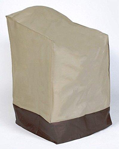 Patio Essentials Waterproof Vinyl Patio Chair Cover