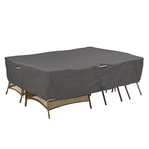 Classic Accessories Ravenna Conversation Setgeneral Purpose Patio Furniture Covers 100&rdquo L X 70&rdquo H