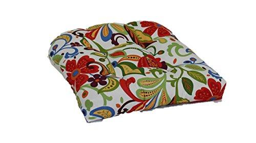Brentwood Originals 35406 IndoorOutdoor Chair Cushion Wildwood Garden