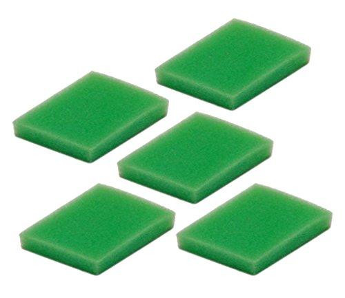 Poulan Proamp Craftsman Trimmer 5 Pack Replacement Foam Air Filter  530057781-5pk