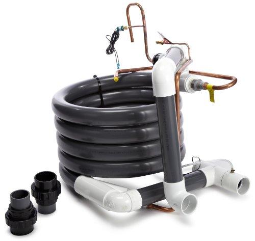 Hayward SMX24024862 255-12-Inch Heat Exchanger Replacement for Hayward Pool Pumps