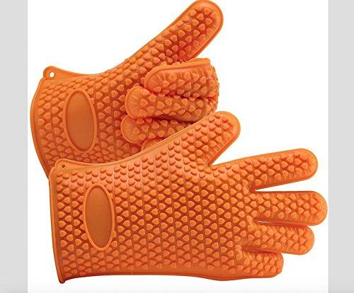 Cooking Heat Resistant Gloves Kitchen Pot Holders