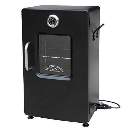 Landmann Usa Smoky Mountain Electric Smoker With Viewing Window 26&quot
