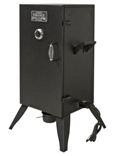 Smoke Hollow 30162e Electric Smoker Black