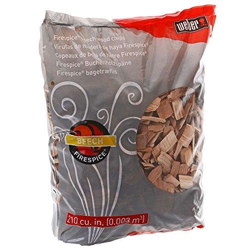 Weber 17905 Beech Wood Smoker Chips 3-Pound
