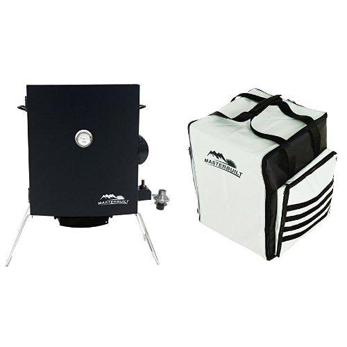 Masterbuilt 20050116 Portable Gas Smoker  Carrying Bag