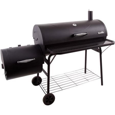Char-broil American Gourmet Offset Smoker 1280