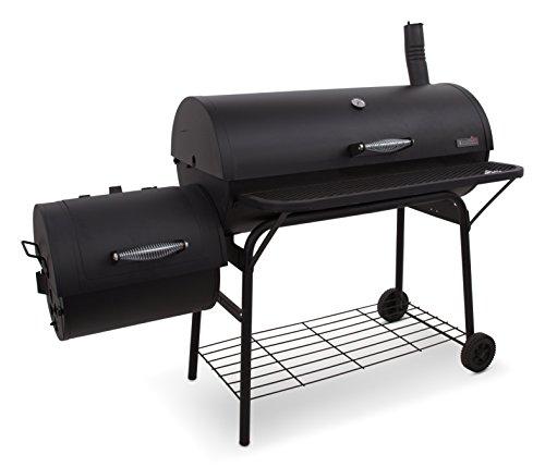Oklahoma Joes Longhorn Offset Smoker