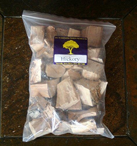 JCs Smoking Wood Chunks - Gallon Sized bag - Hickory Maple Mulberry Oak