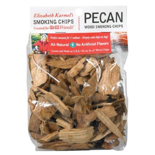 Elizabeth Karmels Pecan Wood Smoking Chips 2-cup