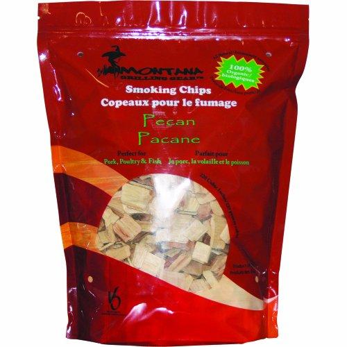 Montana Grilling Gear Sc220-pe Gear Smoking Wood Chips Pecan