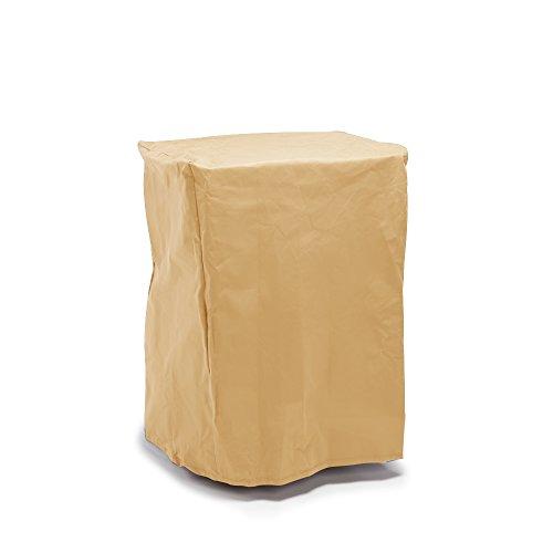 Budge P8011tn1 Chelsea Square Smoker Grill Cover 22 X 29 X 40-inch Tan