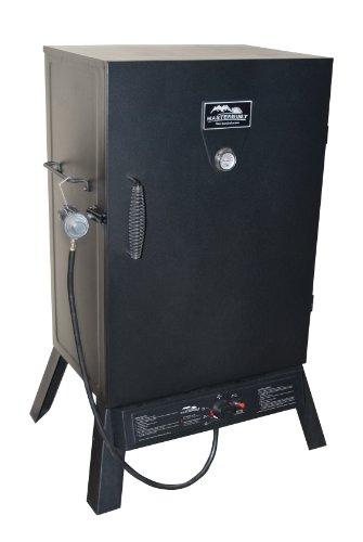 Masterbuilt 20050211 Black Propane Smoker 40-inch
