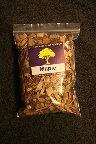 Jcs Smoking Wood Chips - 10 Qt Bags - Maple