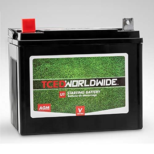 Sealed Battery for Hustler Super Z Riding Lawn Mower Garden Tractor 1yr Warranty