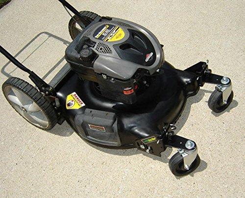 Eazy Mow 396001 Universal Lawn Mower Swivel Wheel Kit
