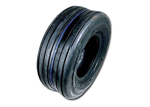 1 11x400-5 Rib Tire 4 Ply Lawn Mower Garden Tractor 11-400-5