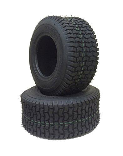 2 New 13x500-6 Lawn Mower Utility Cart Turf Tires 4pr - 13106