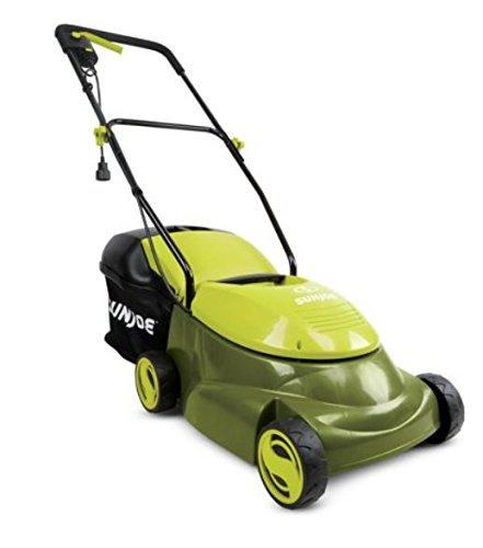 Sun Joe MJ401C 14 in 28-Volt Cordless Electric Lawn Mower